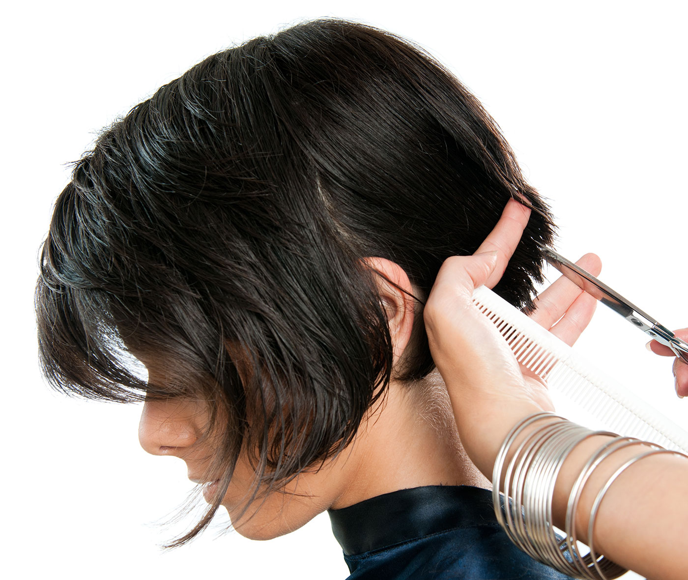 Women's Hairstyling at Wilborn Hair Salon